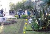 jardín municipal
